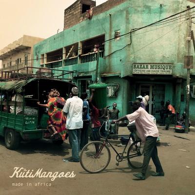 KutiMangoes/MADE IN AFRICA LP