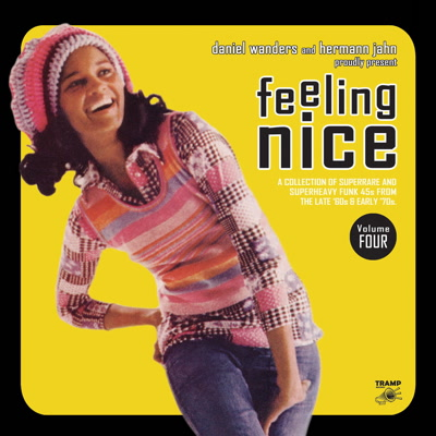 Various/FEELING NICE VOL. 4 DLP + 7""