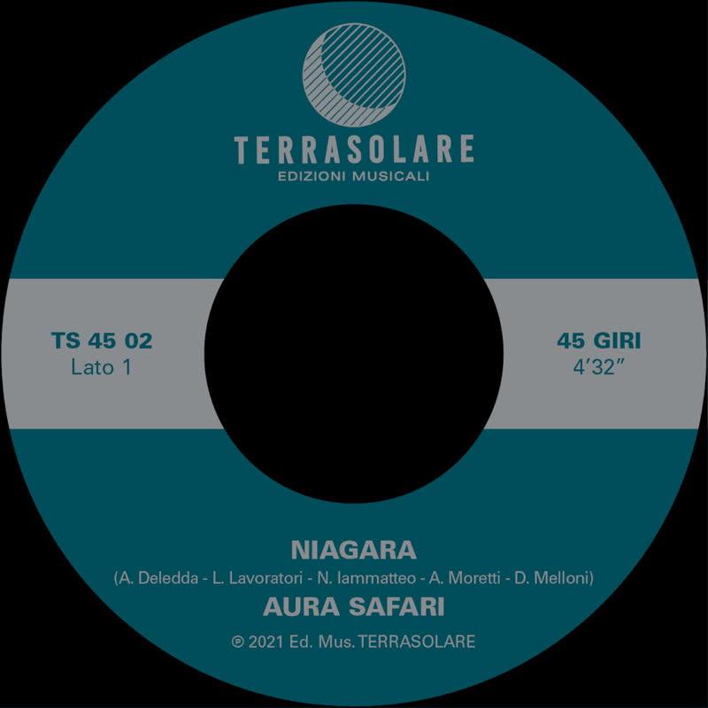 """Aura Safari/NIAGARA 7"""""""
