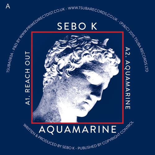 "Sebo K/AQUAMARINE (MR. FINGERS RMX) 12"""