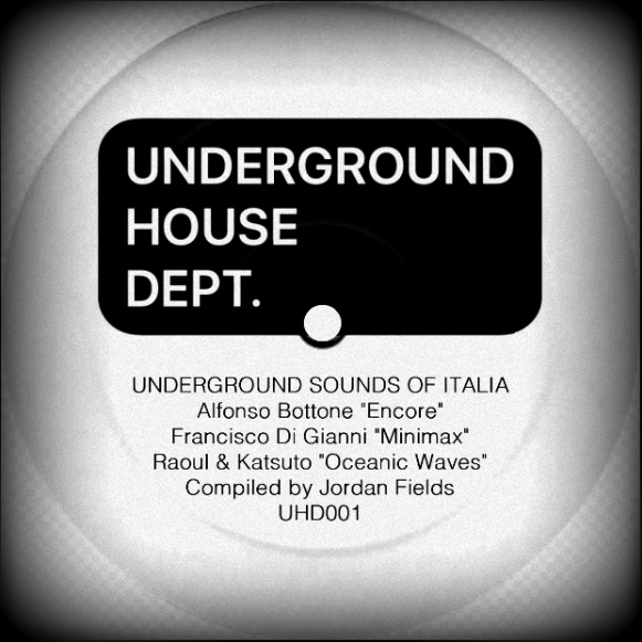 Various/UNDERGROUND SOUND OF ITALIA 12""