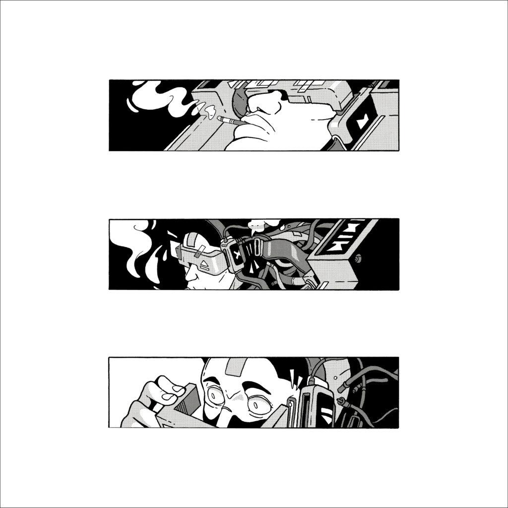 """Tin Man/NONNEO (MARCO FARAONE RMX'S) 10"""""""