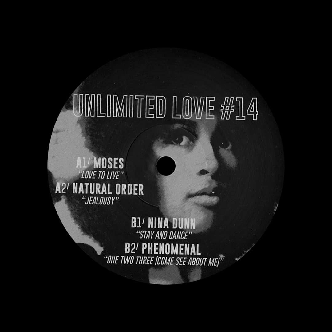 """Various/UNLIMITED LOVE #14 12"""""""