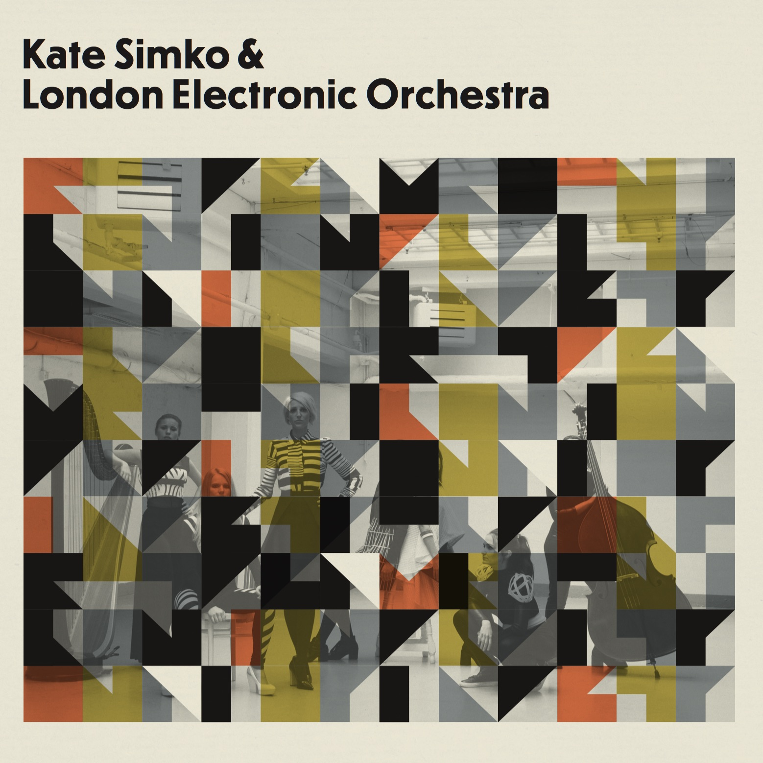 Kate Simko/LONDON ELECTRONIC ORCH CD