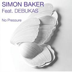 """Simon Baker/NO PRESSURE 12"""""""