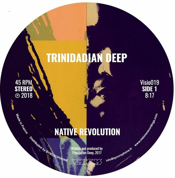 Trinidadian Deep/NATIVE REVOLUTION...12""
