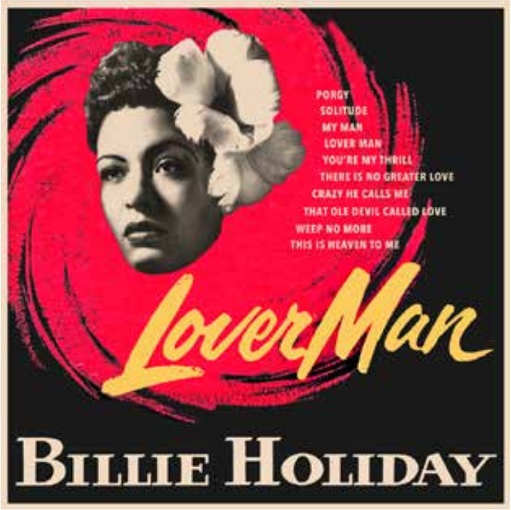 Billie Holiday/LOVER MAN (180g) LP