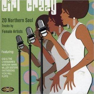 Northern Soul/GIRL CRAZY  LP