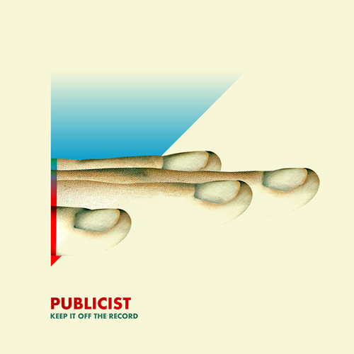 Publicist/KEEP IT OFF THE RECORD 12""