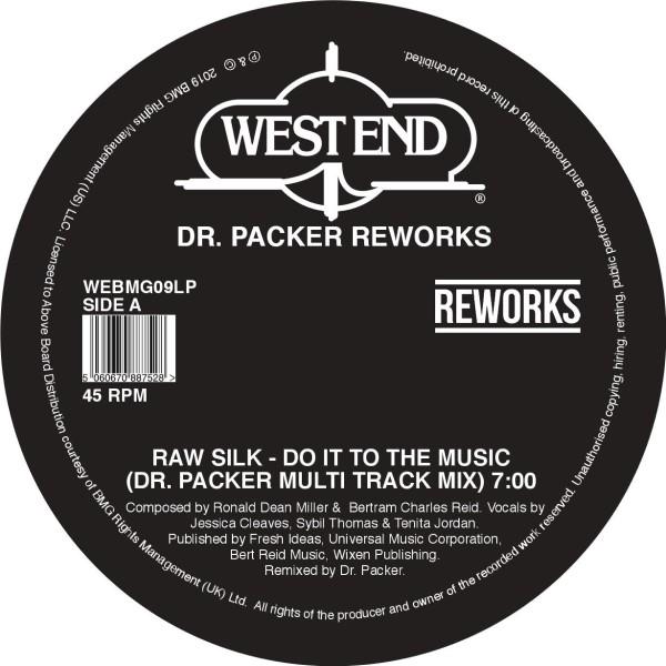 """Dr. Packer/WEST END REWORKS 12"""""""