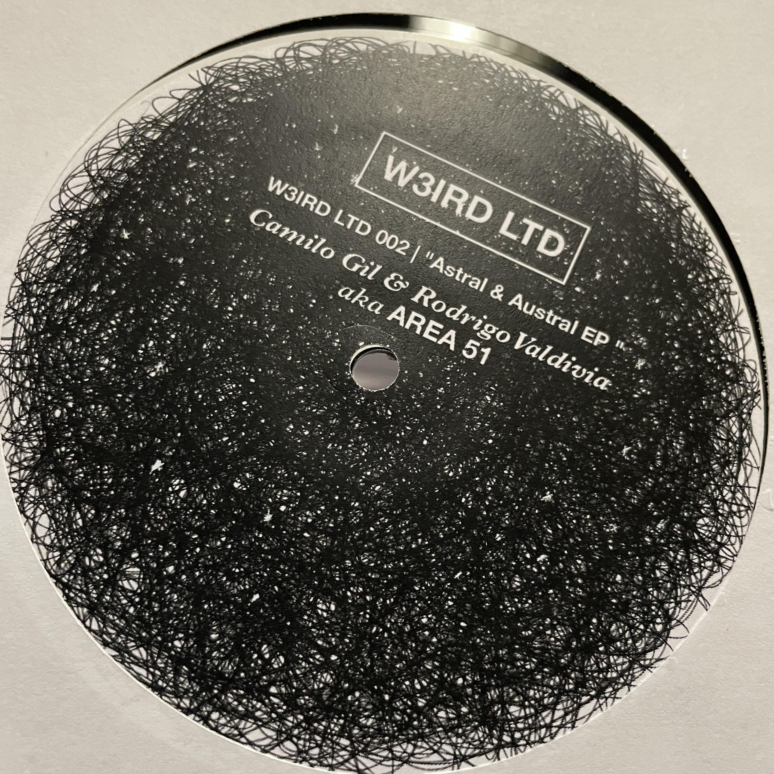 Area 51/ASTRAL & AUSTRAL EP 12""