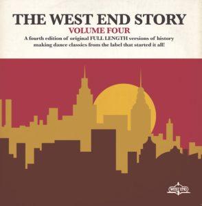 Various/WEST END STORY VOL. 4 DLP