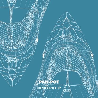 """Pan-pot/CONDUCTOR EP 12"""""""