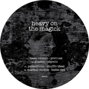 """Various/HEAVY ON THE MAGICK 12"""""""