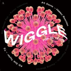 """Various/WIGGLE FOR 25 YEARS SAMPLER 12"""""""