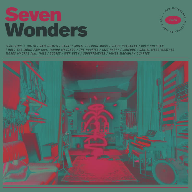 Various/SEVEN WONDERS DLP
