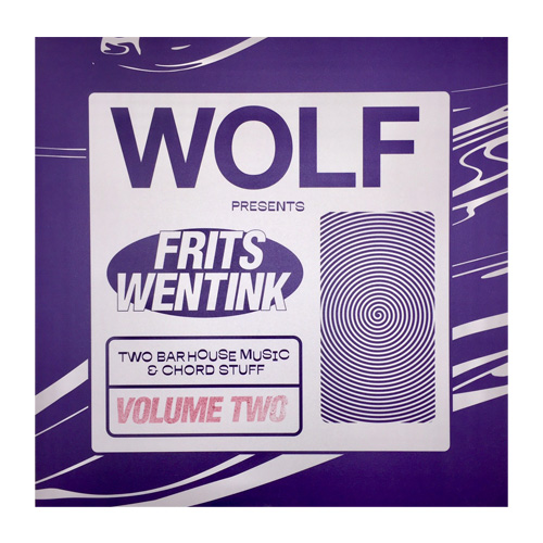 """Frits Wentink/TWO BAR HOUSE MUSIC V2 12"""""""