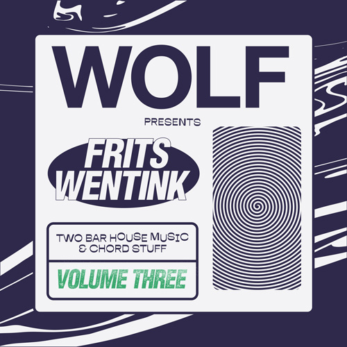 Frits Wentink/TWO BAR HOUSE MUSIC V3 12""