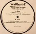 "PBR Streetgang/FUNNY MONEY EP 12"""