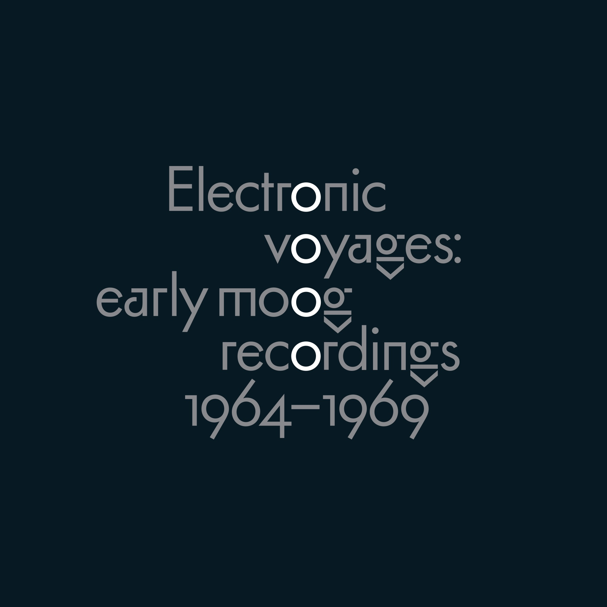 Various/ELECTRONIC VOYAGES LP