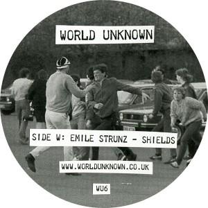 "Emile Strunz & Last Waltz/SHIELDS 12"""