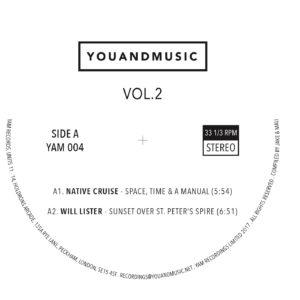"""Various/YOUANDMUSIC VOL. 2 12"""""""