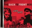Yam Who/BACK TO FRONT MIX CD