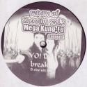 Yo DJ!/RETURN OF SHAOLIN #2 LP
