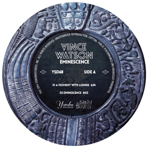 "Vince Watson/EMINESCENCE EP 12"""