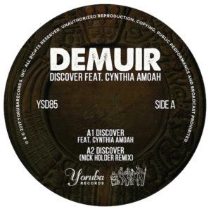 "Demuir/DISCOVER 12"""