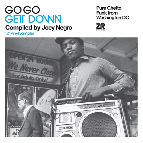 "Various/GOGO GET DOWN (JOEY NEGRO) 12"""