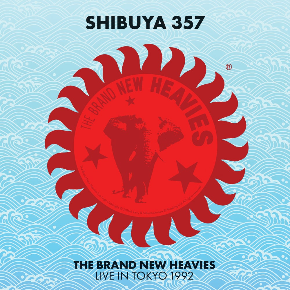 Brand New Heavies/SHIBUYA 357 LIVE LP