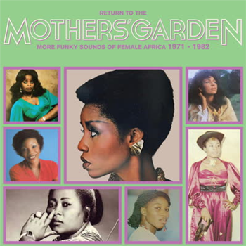 Various/RETURN TO THE MOTHERS' GARDEN LP