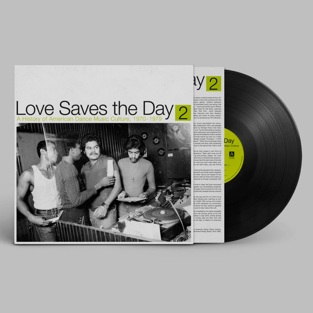 Various/LOVE SAVES THE DAY... PART 2 DLP