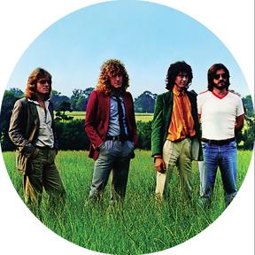 Led Zeppelin/KNEBWORTH SLIPMAT