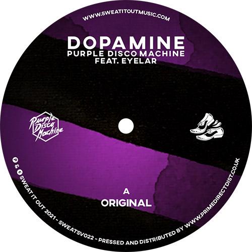 """Purple Disco Machine/DOPAMINE 12"""""""
