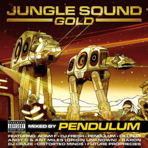 Pendulum/JUNGLE SOUND GOLD DCD