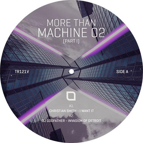 "Various/MORE THAN MACHINE 02: PART 1 12"""