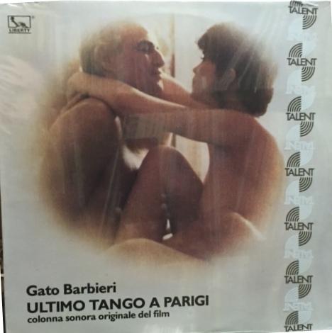 Gato Barbieri/LAST TANGO IN PARIS OST LP