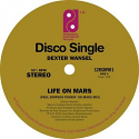 "Dexter Wansel/LIFE ON MARS (RSD) 12"""
