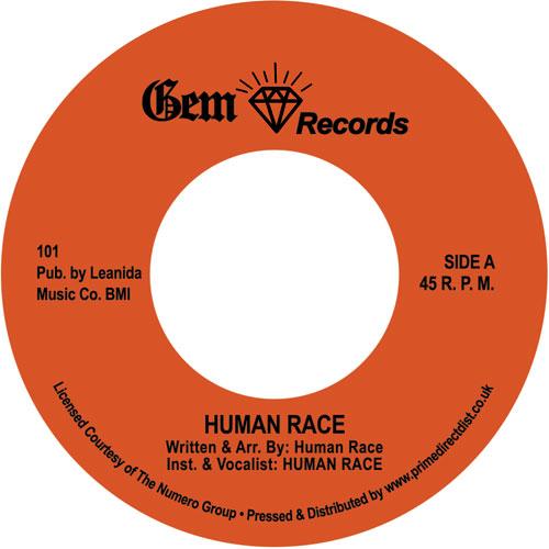 "Human Race/HUMAN RACE 7"""