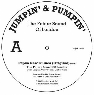 """FSOL/PAPUA NEW GUINEA (ORIGINAL) 10"""""""