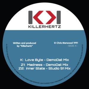 "Killerhertz/LOVE BYTE EP 12"""