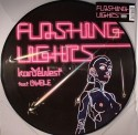"Kanye West/FLASHING LIGHTS (PIC DISC)12"""