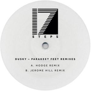 """Dusky/PARAKEET FEET REMIXES 12"""""""