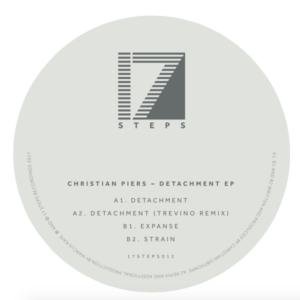 Christian Piers/DETACHMENT EP 12""