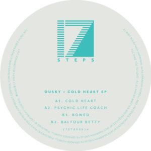 """Dusky/COLD HEART EP 12"""""""