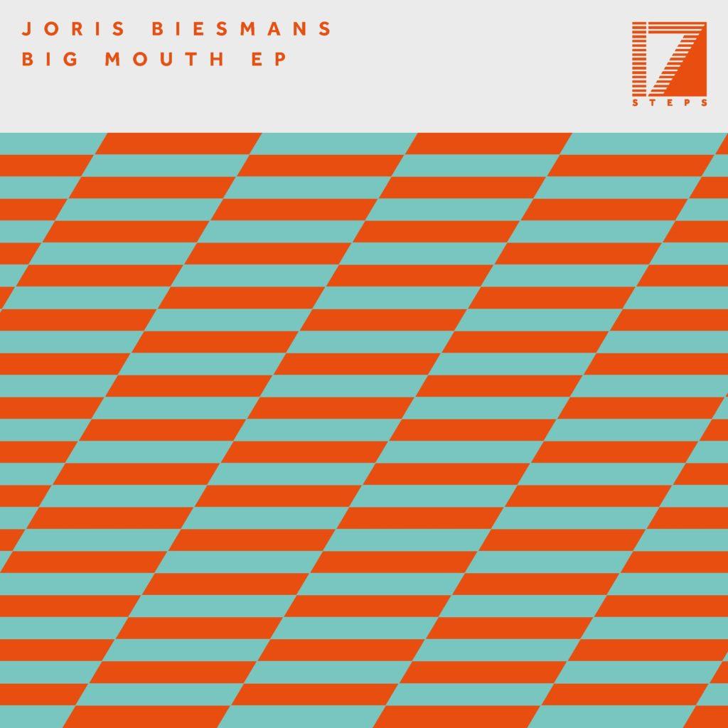 "Joris Biesmans/BIG MOUTH EP 12"""