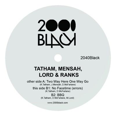 """Tatham, Mensah, Lord & Ranks/TWO WAY 12"""""""