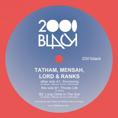 """Tatham, Mensah, Lord & Ranks/SIMMER 12"""""""